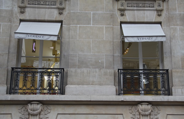 Fransız balkon ferforje