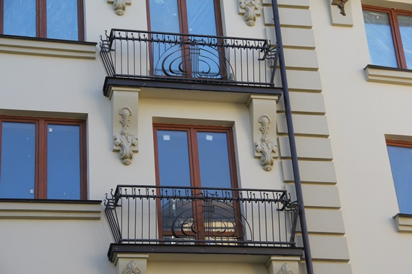 Ferforje balkon demiri