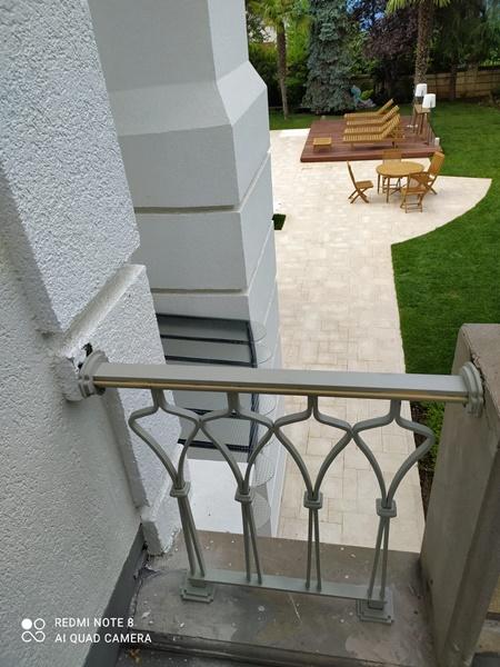 Demir balkon KORKULUK Fiyatları