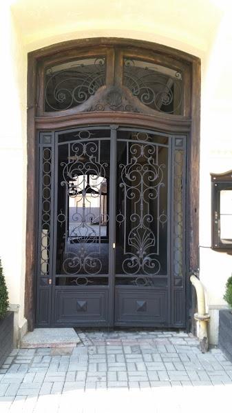 En güzel demir Kapı Modelleri