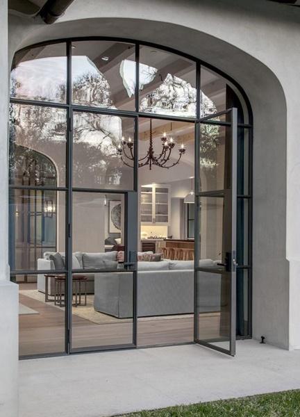 Bina giriş demir kapı modelleri